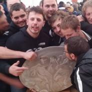Le CRC champion bourgogne Franche Comté 4eme serie